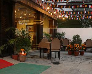 香港-加德滿都自由行 國泰航空諾爾布林卡精品酒店