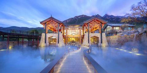 中國國際航空公司在雪山·麗江墅家玉廬設計師度假酒店