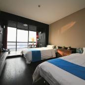 青島濱海陽光海景度假公寓(那魯灣店)