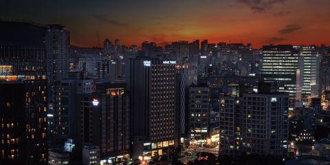 印度航空公司+九棵樹酒店東大門