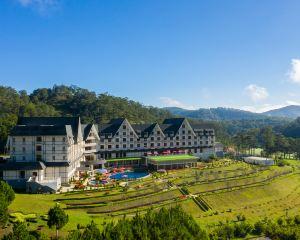 香港-大叻自由行 越南航空公司瑞士伯萊索特宣林度假村
