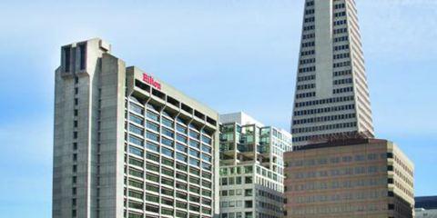 土耳其航空舊金山金融區希爾頓酒店