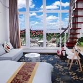 威海單美空中花園公寓式酒店