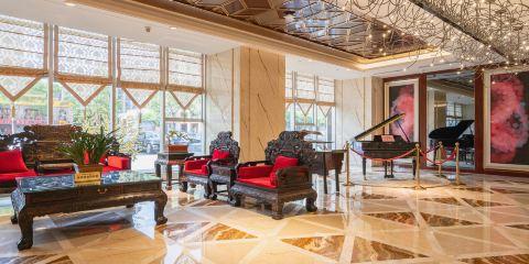 上海航空公司+鄂爾多斯皇室國際酒店