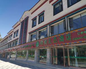 香港-林芝自由行 中國國際航空公司-林芝綠緣生態酒店