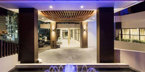 新加坡航空+惠靈頓索菲特酒店