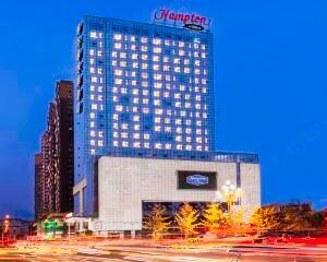 香港-廣元自由行 中國國際航空廣元利州廣場希爾頓歡朋酒店