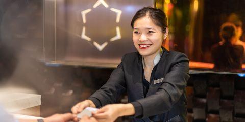 香港航空桔子水晶烏魯木齊長江路草業大廈酒店