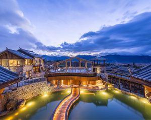 香港-麗江自由行 中國東方航空在雪山·麗江墅家玉廬設計師度假酒店