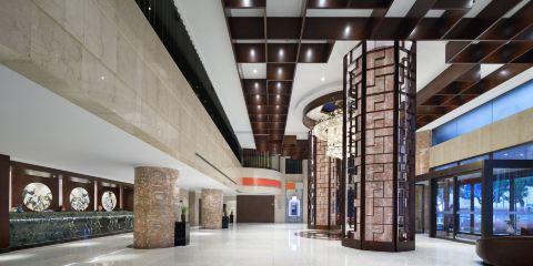 中國東方航空公司+寧波天一廣場新園麗呈酒店