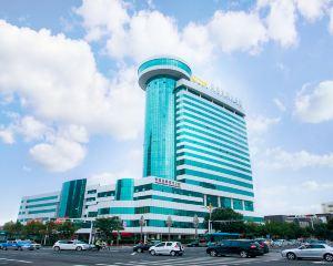 香港-東營自由行 香港航空東營藍海新悅大飯店