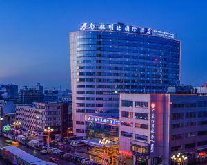香港-烏魯木齊自由行 上海航空烏魯木齊南航明珠國際酒店