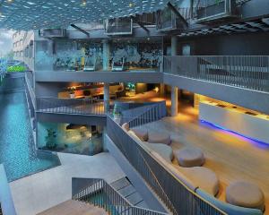 香港-峇里島自由行 國泰航空-巴厘島水明漾IZE酒店