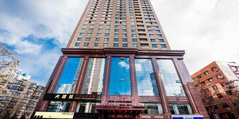 中國國際航空公司大連新文園大酒店