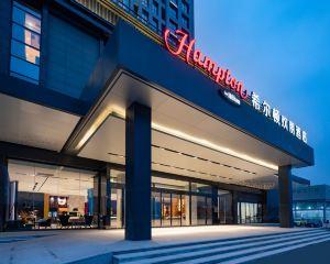 香港-南通自由行 中國東方航空南通青年東路希爾頓歡朋酒店