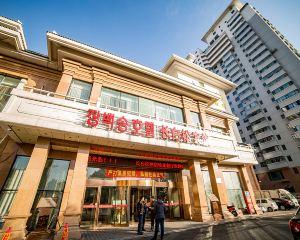 香港-延吉自由行 大韓航空延吉長白松賓館
