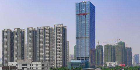中國國際航空公司湛江人民大道希爾頓歡朋酒店