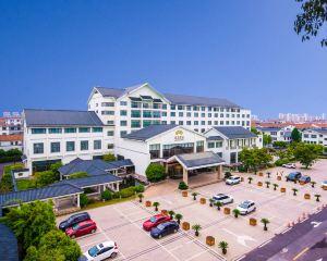香港-蘇州自由行 中國東方航空太倉婁東賓館