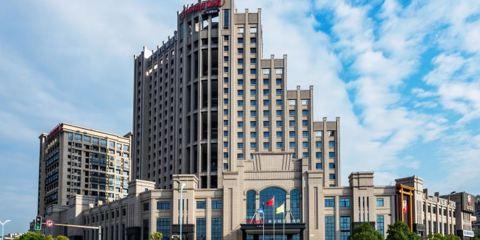 香港航空南昌紅谷灘希爾頓歡朋酒店
