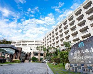 香港-臺東自由行 中華航空公司台東知本老爺大酒店