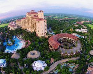 香港-海口自由行 上海航空公司-海口觀瀾湖度假酒店