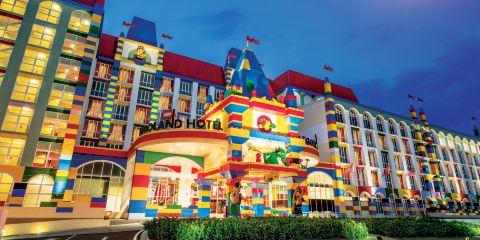 馬來西亞航空公司樂高樂園酒店