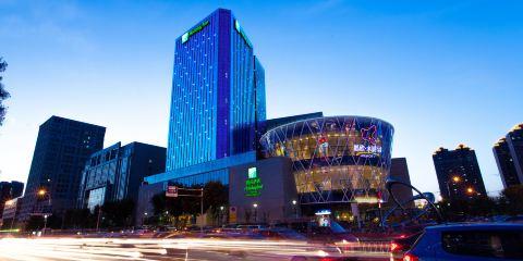 上海航空公司天津水遊城假日酒店