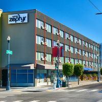 舊金山和風酒店(Hotel Zephyr San Francisco)