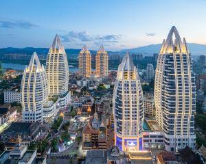 香港-西雙版納自由行 中國東方航空公司-西雙版納吉象谷酒店