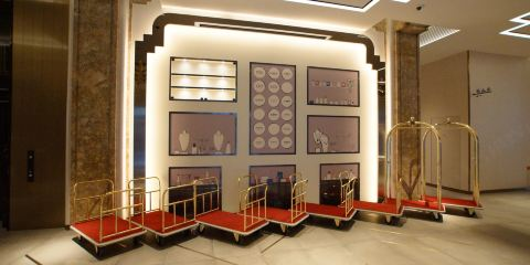 香港快運航空大阪難波馨樂庭酒店