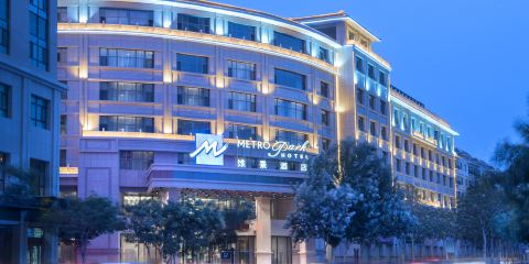 中國東方航空公司敦煌維景酒店