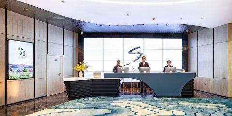 國泰港龍航空青島五四廣場香港西路亞朵S酒店