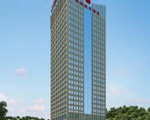 香港-宜昌自由行 中國國際航空長城假日酒店(宜昌三峽自貿區店)