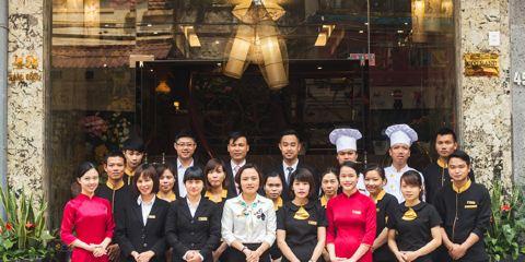 香港航空河內金色假日酒店