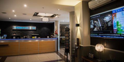 馬來西亞航空公司+奧克蘭城市酒店