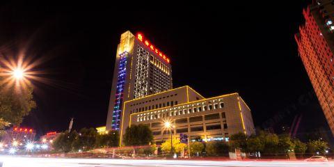中國國際航空榆林石油賓館