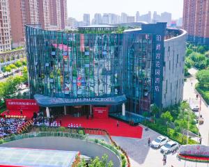 香港-石家莊自由行 香港航空-石家莊鉑爵宮花園酒店
