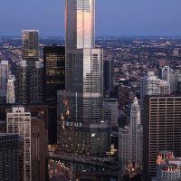 芝加哥特朗普國際大廈酒店(Trump International Hotel & Tower Chicago)