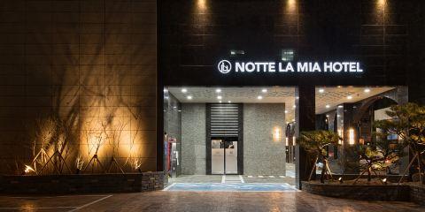 中國國際航空公司諾克拉米亞酒店