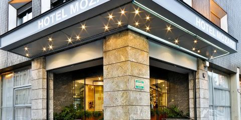 英國航空米蘭莫扎特酒店