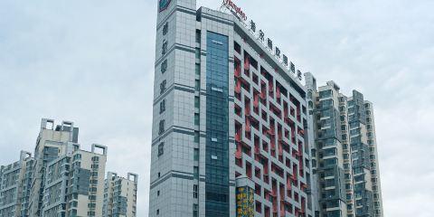 香港航空蘭州七里河大橋希爾頓歡朋酒店