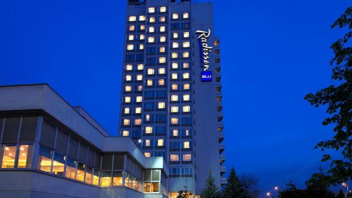 安卡拉麗笙布魯酒店