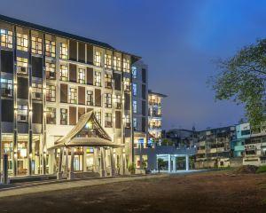 香港-合艾自由行 泰國國際航空公司合艾蒙克哈姆村酒店