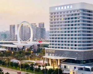 香港-柳州自由行 中國國際航空柳州深航鵬逸酒店