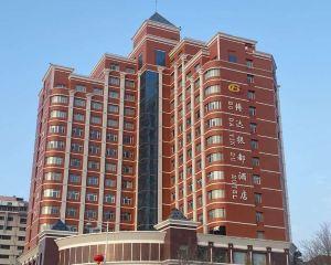 香港-克拉瑪依自由行 中國國際航空克拉瑪依博達酒店