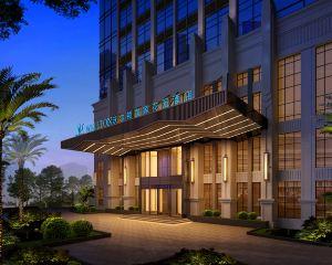 香港-贛州自由行 中國東方航空贛州沃爾頓皇家花園酒店