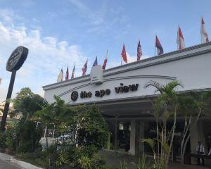 香港-達沃自由行 國泰航空阿波火山景酒店