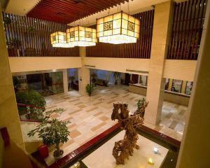 香港-廣元自由行 中國國際航空公司-廣元鳳棲城市酒店