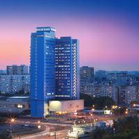 莫斯科青年人酒店(Molodyozhny Hotel Moscow)