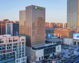 香港-天津自由行 中國國際航空公司天津水遊城假日酒店